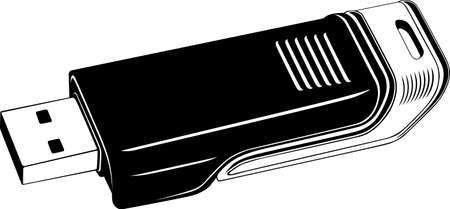 microdrive: USB flash drive