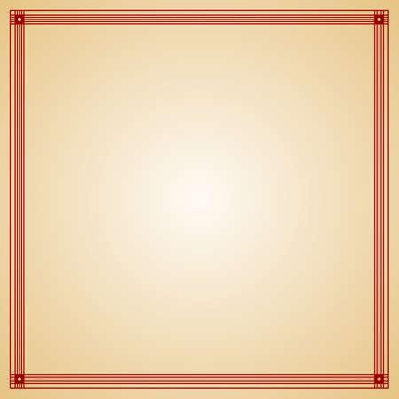 certificate frame: Decorative frame