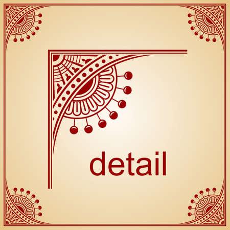 Decorative frame Stock Vector - 10314437