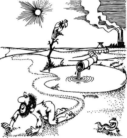 parched: Environment problem