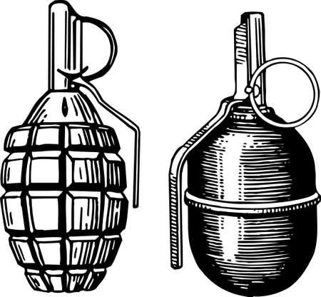 grenade: Granades Illustration