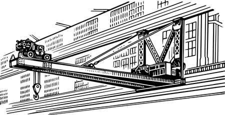 devoir: Heavy Duty Construction Crane