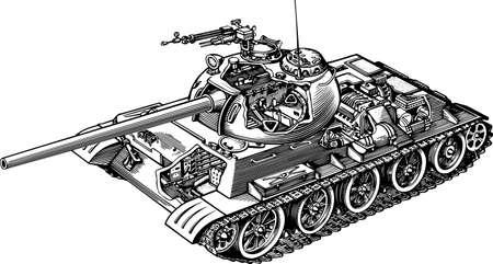army tank: Tank