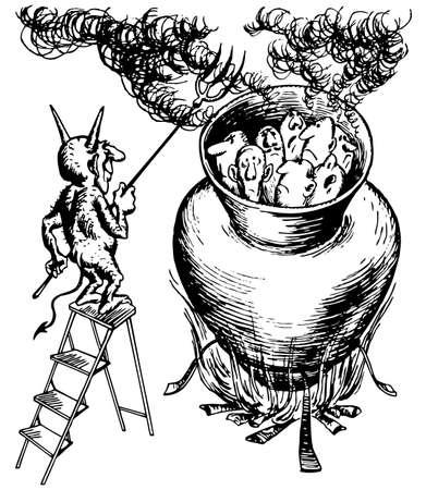 boiler: Sinners in the hell boiler