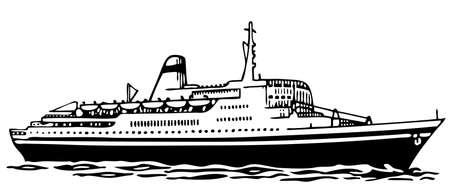 liner transportation: Cruise ship