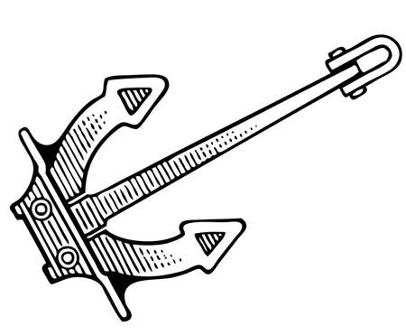anchored: Anchor Illustration