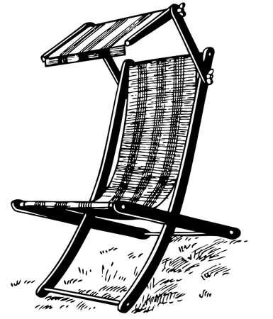 garden bench: Garden chair