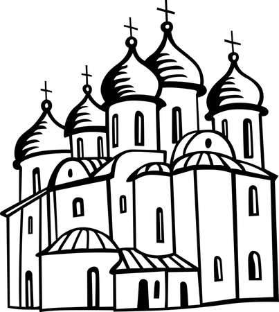 russian church: Orthodox church