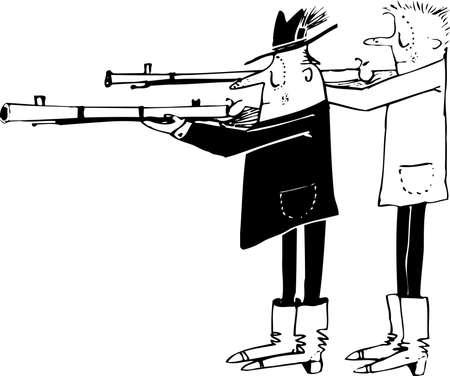 hunters: Hunters