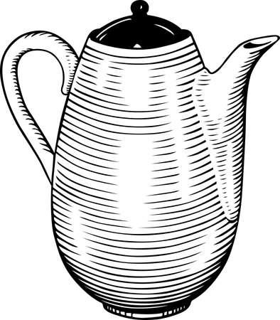 water jug: Nice jug isolated on white background