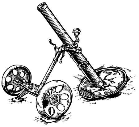 wwii: Mortar GI