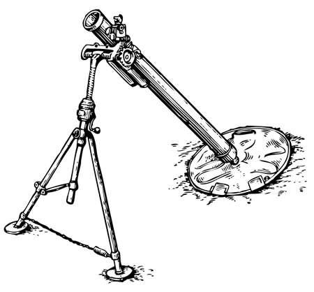 artillery: Mortar GI
