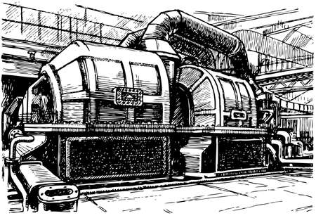 генератор: Электрогенератор