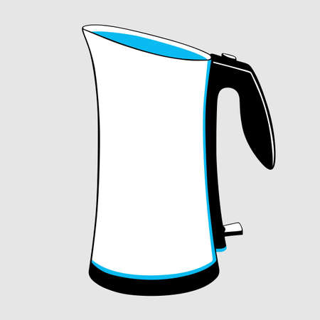 Electric kettle Stock Vector - 13515145