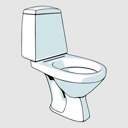 bowel: Toilet bowl