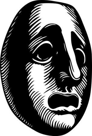 pantomima: Teatro máscara