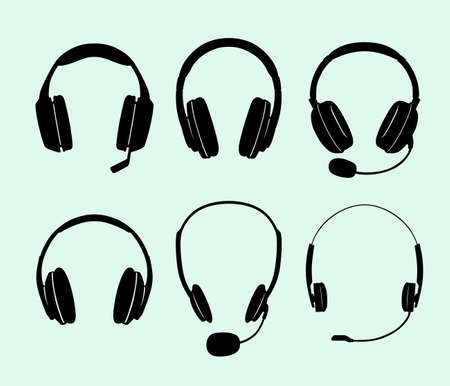 headphones icon: Headphones