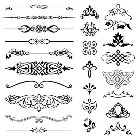 Design elements Stock Vector - 16779953