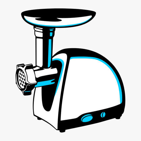 meat  grinder: Meat grinder Illustration