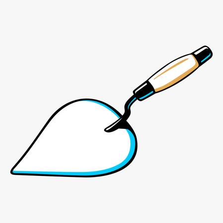 trowel: Trowel Illustration