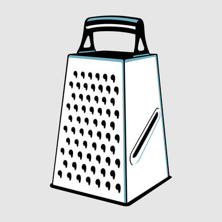 Grater Stock Vector - 16901371