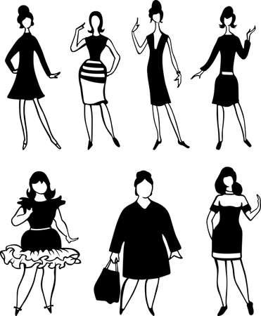 thick: Women Illustration