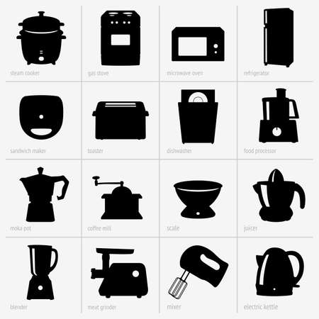 Kitchenware  part 1  Vector