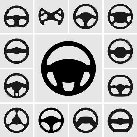 piezas coche: Juego de volante