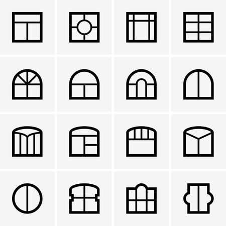Window icons