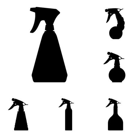 sprayer: Set of Sprayer icons