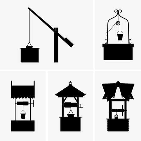 wells: Water wells