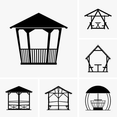 pavilion: Arbors