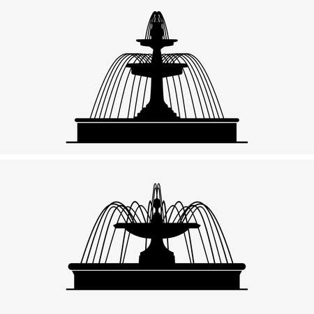 Fontaines Banque d'images - 24897963