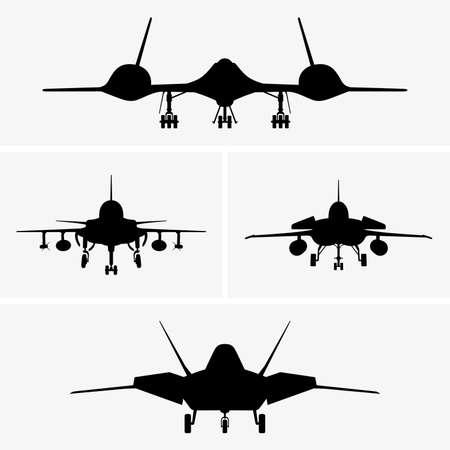 avia: Airplanes Illustration
