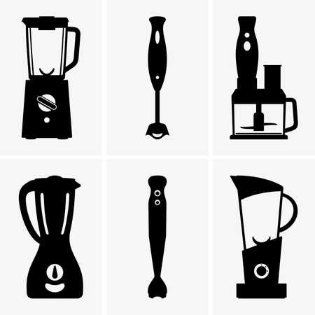 Blenders Illustration