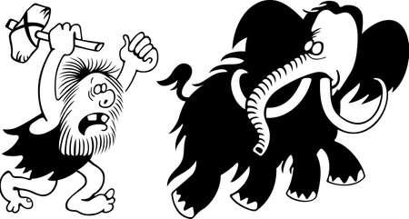 mammoth: Mammoth hunting