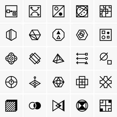 iq: IQ test icons
