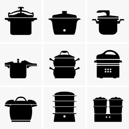 cooker: Pressure cookers