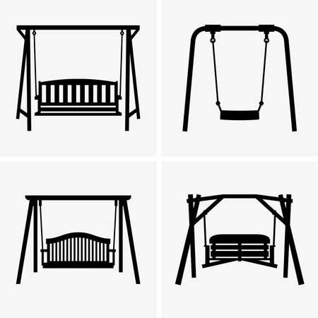 porch: Porch swings