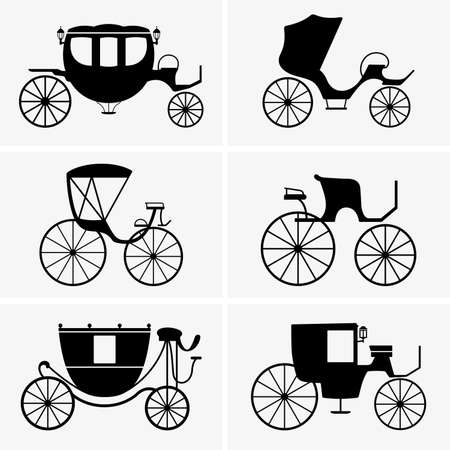 carriages: Carriages