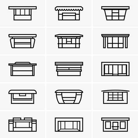 kiosk: Kiosk icons