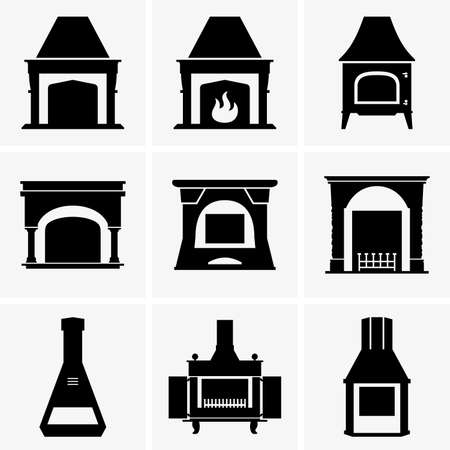 fireplaces: Fireplaces