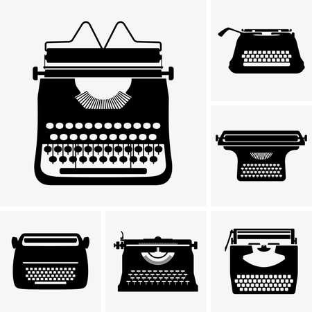 typewriter: Máquinas de escribir