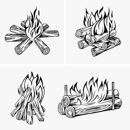 woodpile: Bonfire
