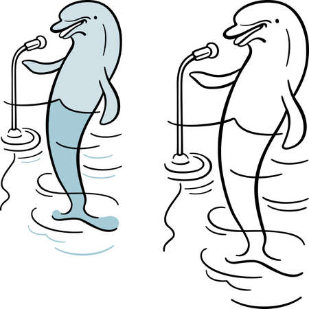 orator: Dolphin orator