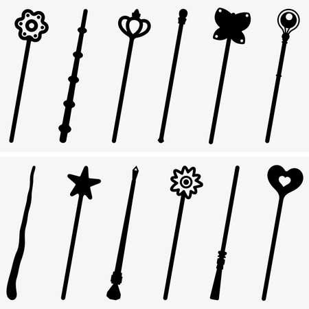 wizard: Magic sticks