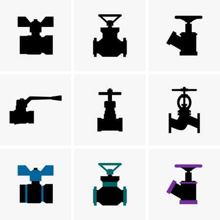water pump: Valves