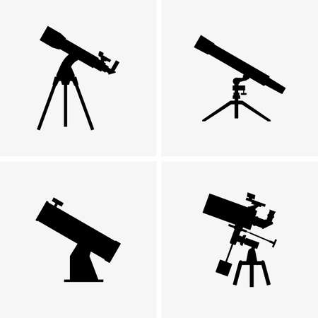Telescopes Illustration