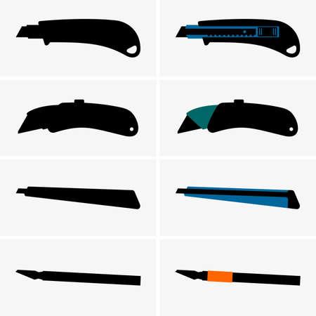 knives: Cutter knives