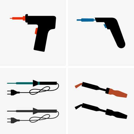 soldering: Soldering irons